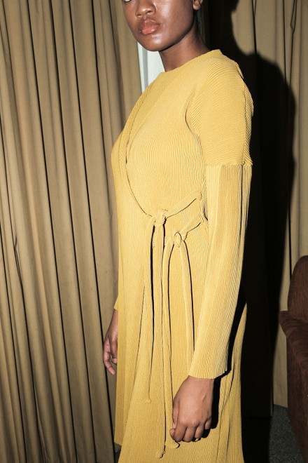 Nude Bryon Dress