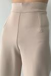 Black Finn Long Pants