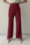 Blush Pleasant Pleats Pants