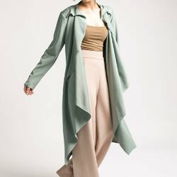 last stock limited stock and now all gone - MINT CALLIE OUTER