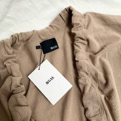 I know you're curious about this COFFEE NOX OUTER and it's cruched style, well just follow and shop this one through Tokopedia or Shopee : Avgal Collection